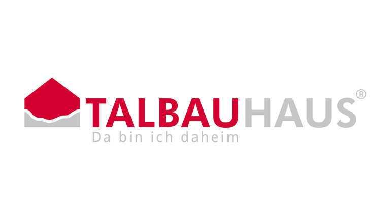 TALBAU-Haus Logo 16 zu 9