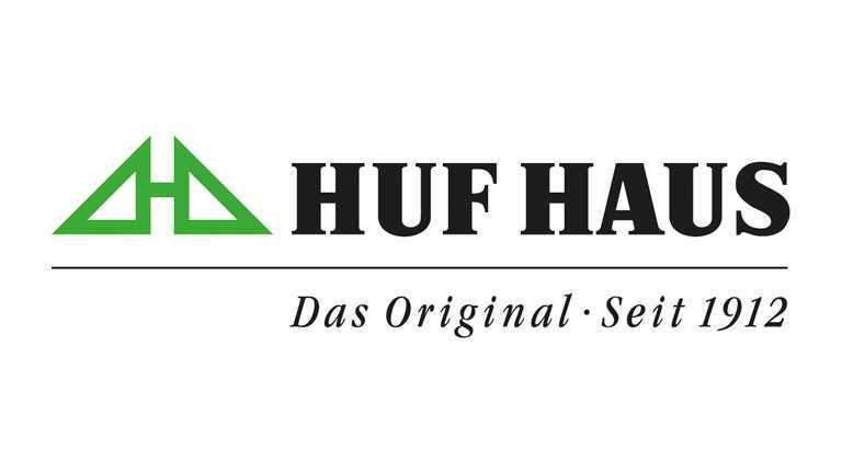 HUF HAUS Logo 16zu9