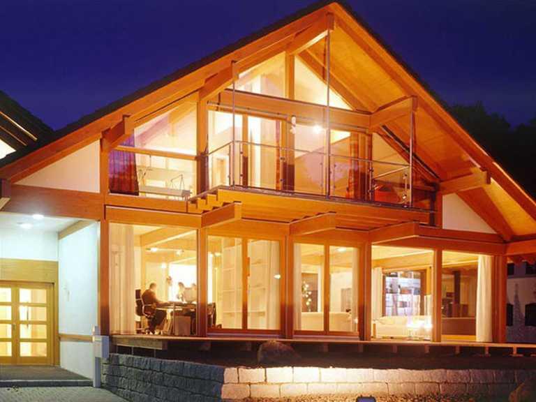 KAMPA Musterhaus Bad Vilbel in Fachwerkbauweise, Bad Vilbel